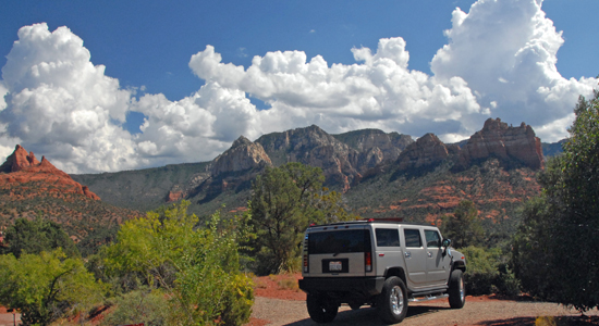 Off Roading in Sedona
